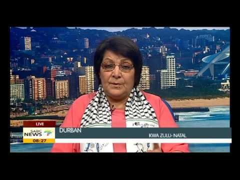 Leila Khaled on her Boycott, Divestment and Sanctions Movement tour