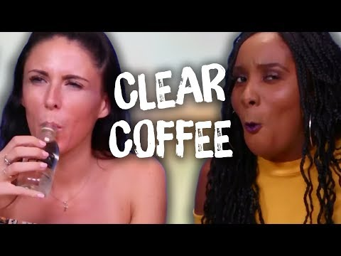 What is Clear Coffee?! (Cheat Day)