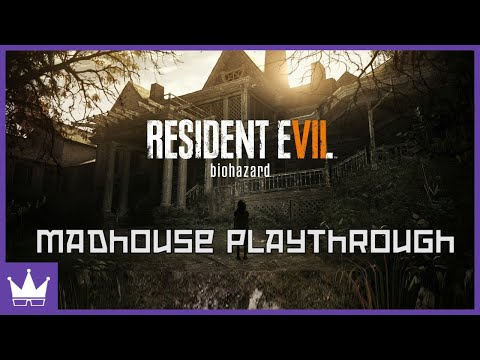 Twitch Livestream | Resident Evil 7: Madhouse Full Playthrough [Xbox One/Japanese Version]