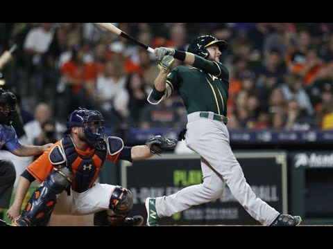 Jed Lowrie 2018 Highlights | Oakland Athletics