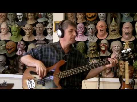 Come and Get Your Love Bass Cover