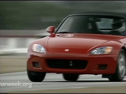 MotorWeek | Retro Review: S2000 Track Test