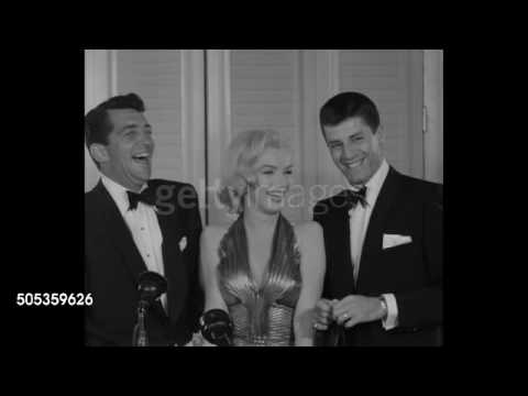 Opinion jerry lewis dean martin marilyn monroe are