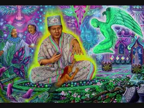 "Ayahuasca Icaro ~ ""Reconnected"" ( Sacred Valley Tribe )"