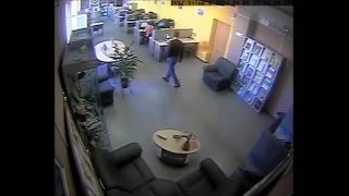 Кража телефона в библиотеке