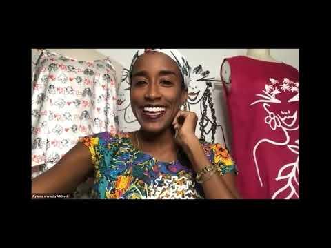 Caribbean Fashion Showroom Virtual Pop Up
