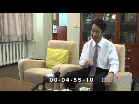 Генеральный консул Японии Ито Нобуаки  о популярности города Владивостоке среди Японских туристов.