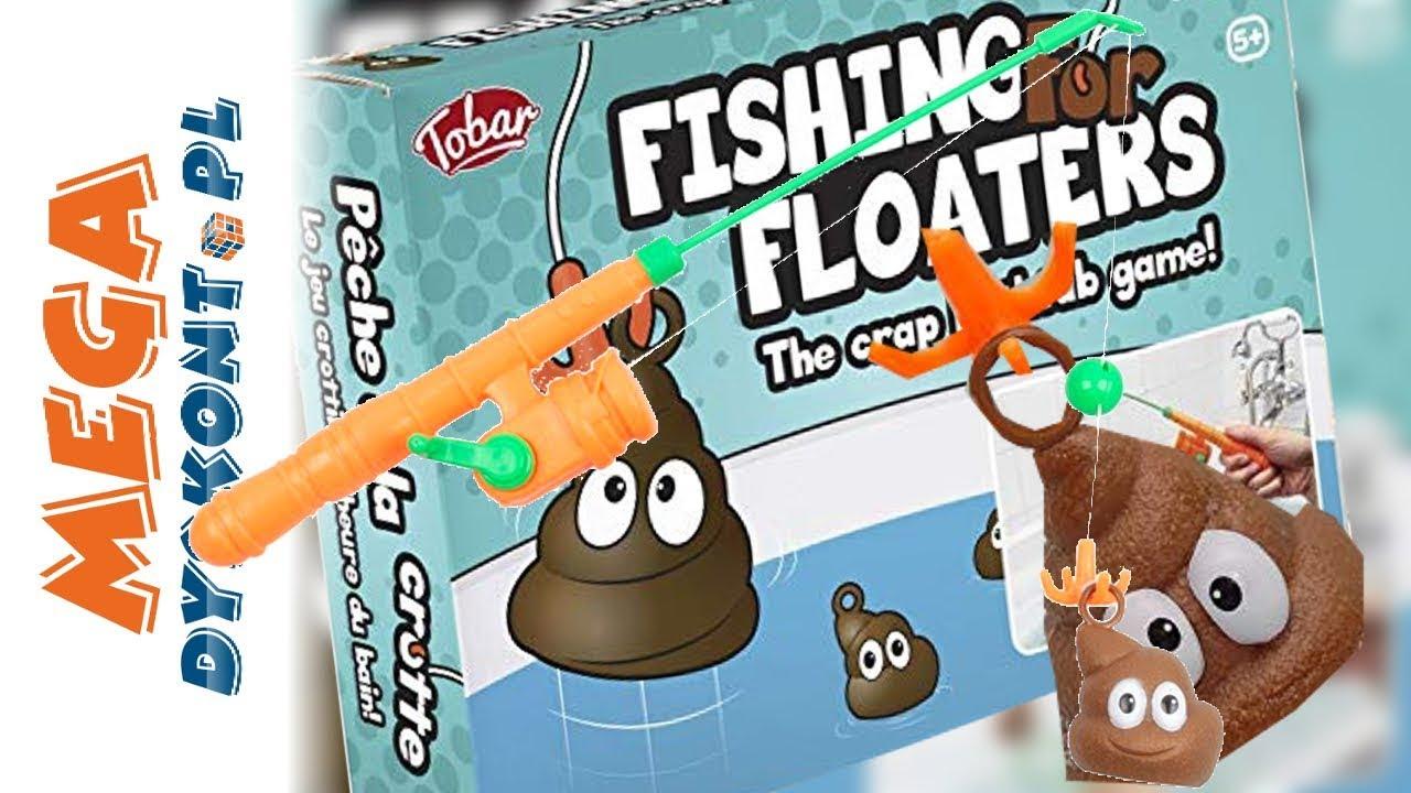c56c66f8b Łowienie kup 💩 Challenge 🎣 gry dla dzieci - YouTube
