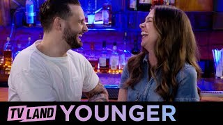 'Millennials Next Top Model' Younger Ep. 9 Bloopers (Compilation) | TV Land
