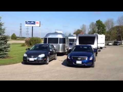 Towing With Your Cylinder Sedan Youtube