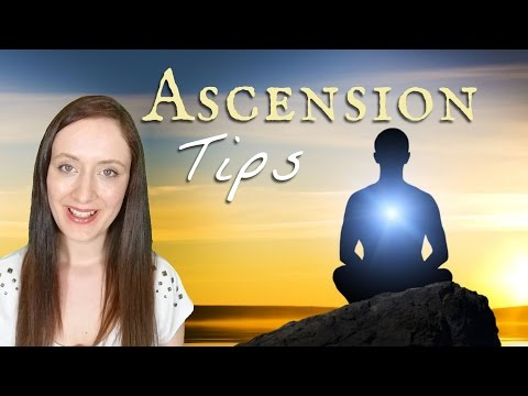 Spiritual ASCENSION TIPS. How To Ascend Quicker
