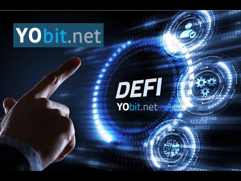 DeFi by YoBit.net: farming, swaps and daily trading contest with $30K+ prizes