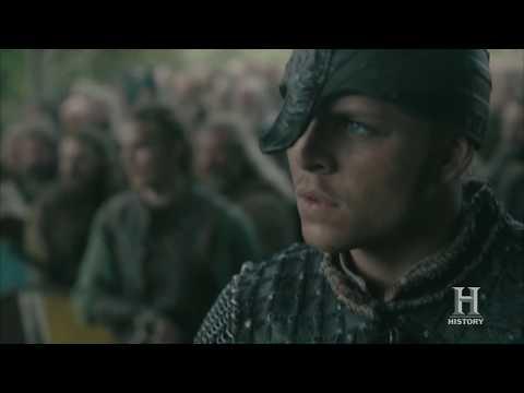Vikings - The Battle For York [Season 5 Official Scene] (5x01) [HD]