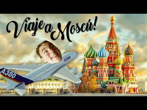 ME VOY DE VIAJE A MOSCÚ! | SackVengador