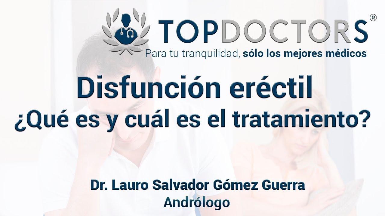 medicina funcional disfunción eréctil