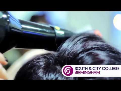 Hair and Beauty at South & City College Birmingham