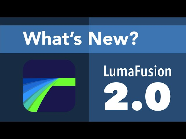 What's new in 2.0