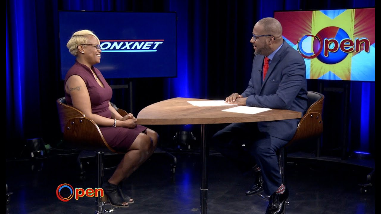 OPEN: Author Dawn Bazemore | Bronxnet