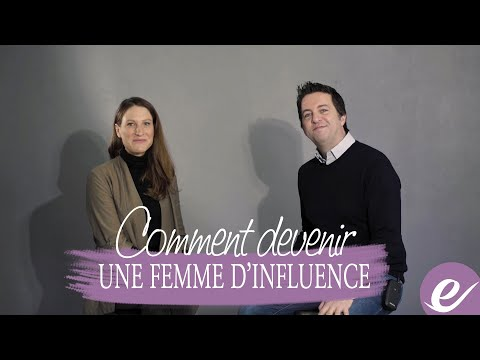 Comment devenir une femme d'influence avec Camille White - Hillsong France