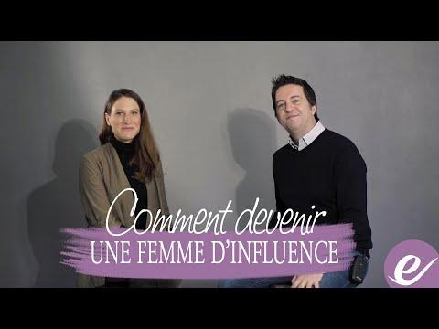 Comment devenir une femme d'influence avec Camille White - Hillsong France