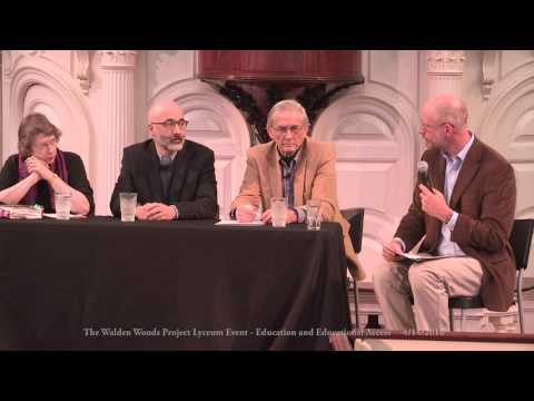 Modern Lyceum at Old South Meeting House: Education part 1