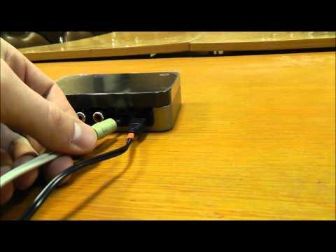 USB беспроводная звуковая карта от Hewlett-Packard Wireless Audio