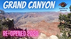 Grand Canyon ReOpened - June 2020 - No Crowds