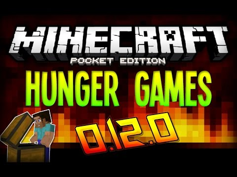 MCPE 0.15.0 NEW HUNGER GAMES SERVER! - IP & Port for Minecraft PE | Minecraft Pocket Edition