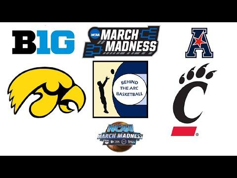NCAA March Madness: Iowa Vs Cincinnati (Live Play-By-Play & Reactions)
