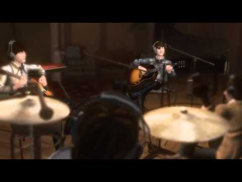 Rock Band The Beatles - Norwegian Wood (R.C.C)