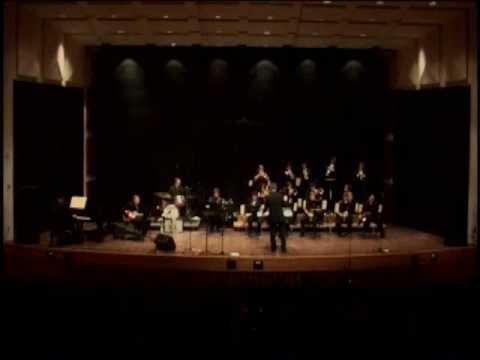 WLU Jazz Ensemble - Night Flight