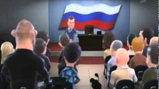Лукашенко-репортёр просит денег у Медведева.mp4
