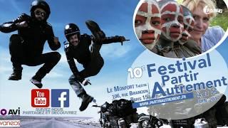 2017 - Le 10ème festival Partir Autrement (Paris), par ABM-TV