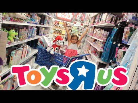 Toys R Us Shopping Spree * Compras de juguguetes en Toys R Us