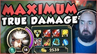 This New Build Makes Camille's Q One Shot Everyone! Camille Top Gameplay! League Of Legends