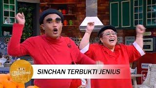 Sinchan Yang Jago Gambar Dan Berjoget