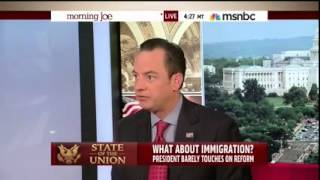 RNC Chairman Reince Priebus on Morning Joe