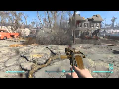 Fallout4 - Riverside Home / Distress call ?? / GG Covenant | Powered by GeForce GTX