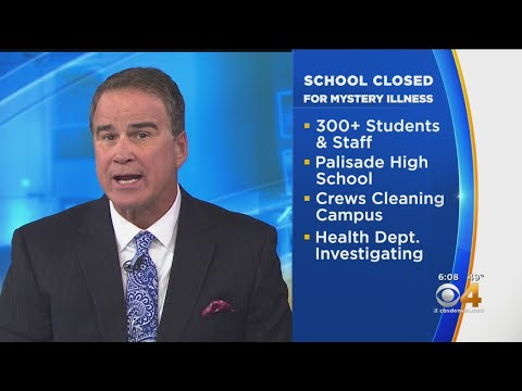 Palisade High School Closed After 300+ Students, Staff Became Sick