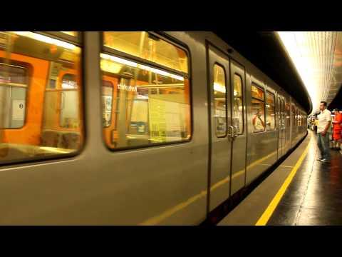 The Vienna Metro: U-Bahn
