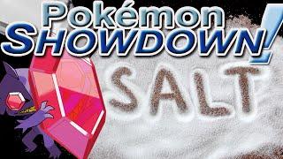 Just Another Day on Pokemon Showdown - Pokemon Saltdown