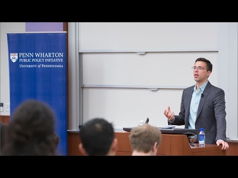 How Washington Really Works, a Lecture by Ezra Klein