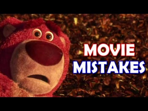 disney toy story 3 movie mistakes movie mistakes facts