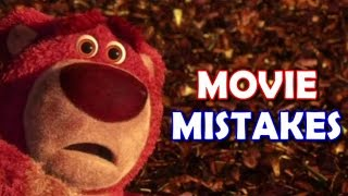 DISNEY TOY STORY 3 MOVIE MISTAKES, , Facts, Scenes and Fails by Pixar