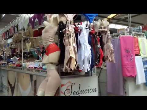 Passando no Moda Center Santa Cruz. O maior shopping de roupas do Brasil
