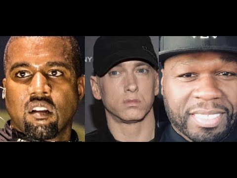 Kanye West CALLED OUT by His Artist, Eminem Breaks Kanye West Youtube Record, 50 Cent Has Message