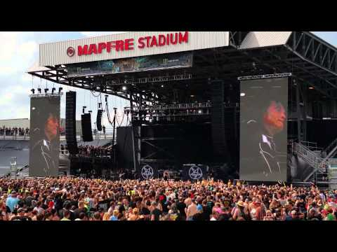 Anthrax - War dance - Rock On the Range 2015