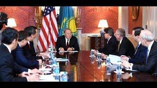 Удар Назарбаева по Путину: базы ВМС США появятся в Казахстане / БАСЕ