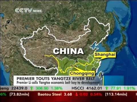 Premier Li calls Yangtze economic belt key to development