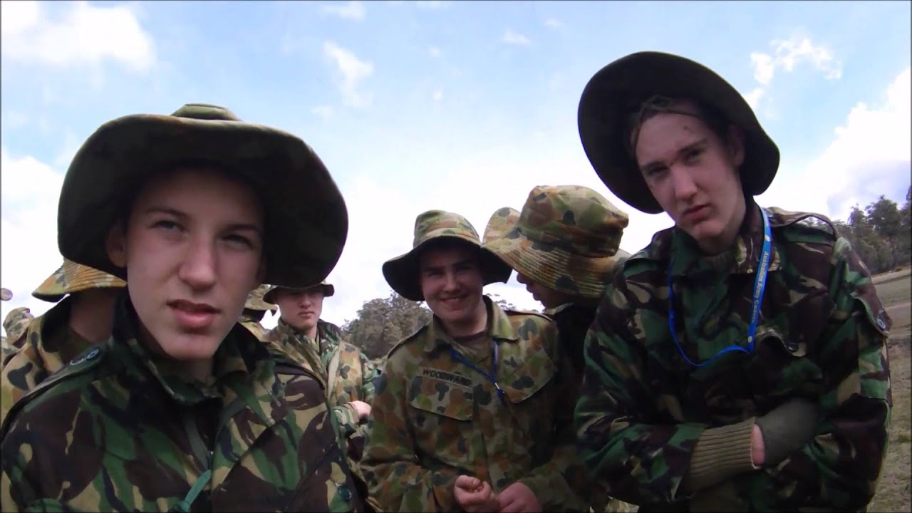 Afx Army Cadets australian army cadets - recruiting video
